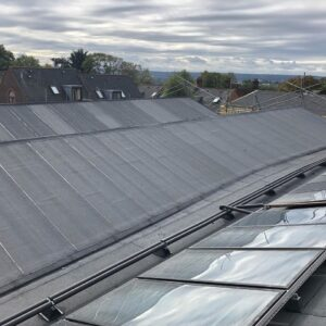 commercial replacement roof