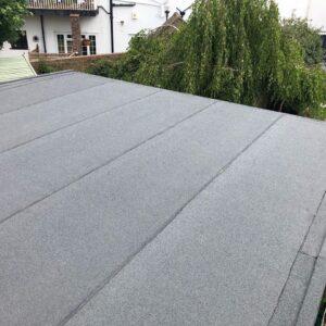 domestic flat roof