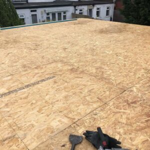 Cousins flat roof base