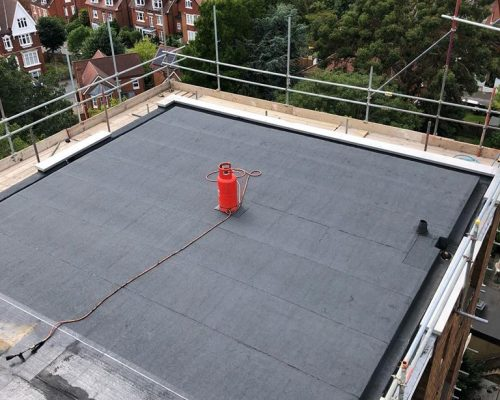 commercial flat roof 2