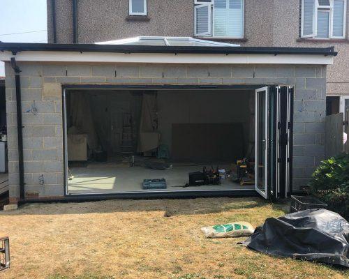 cousins house extension